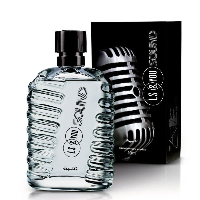 Luan Santana LS You Sound Colônia Desodorante Masculina 100 ml ... 5eec4190a6