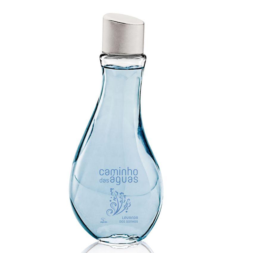 Colônia Desodorante Splash Caminho das Águas Lavanda dos Sonhos 300 ... d06cf26e89