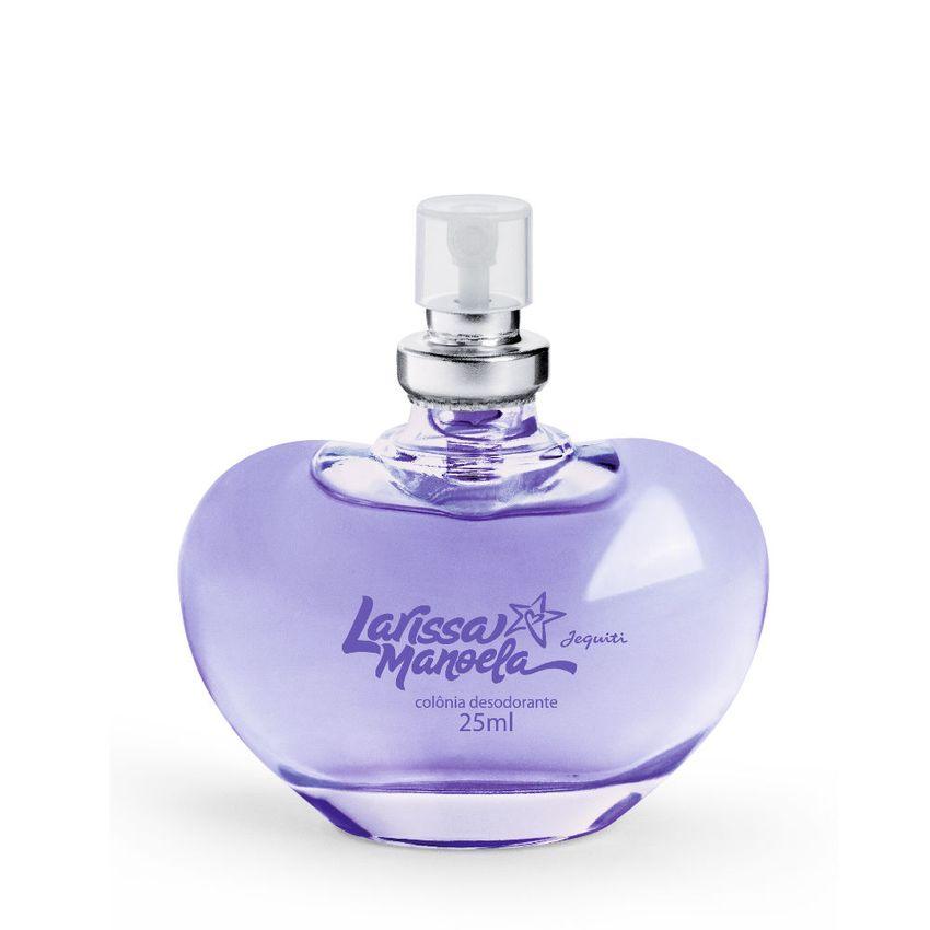 Larissa Manoela Love Colônia Desodorante Feminina 25 ml - Jequiti Mobile 9f15d72be4