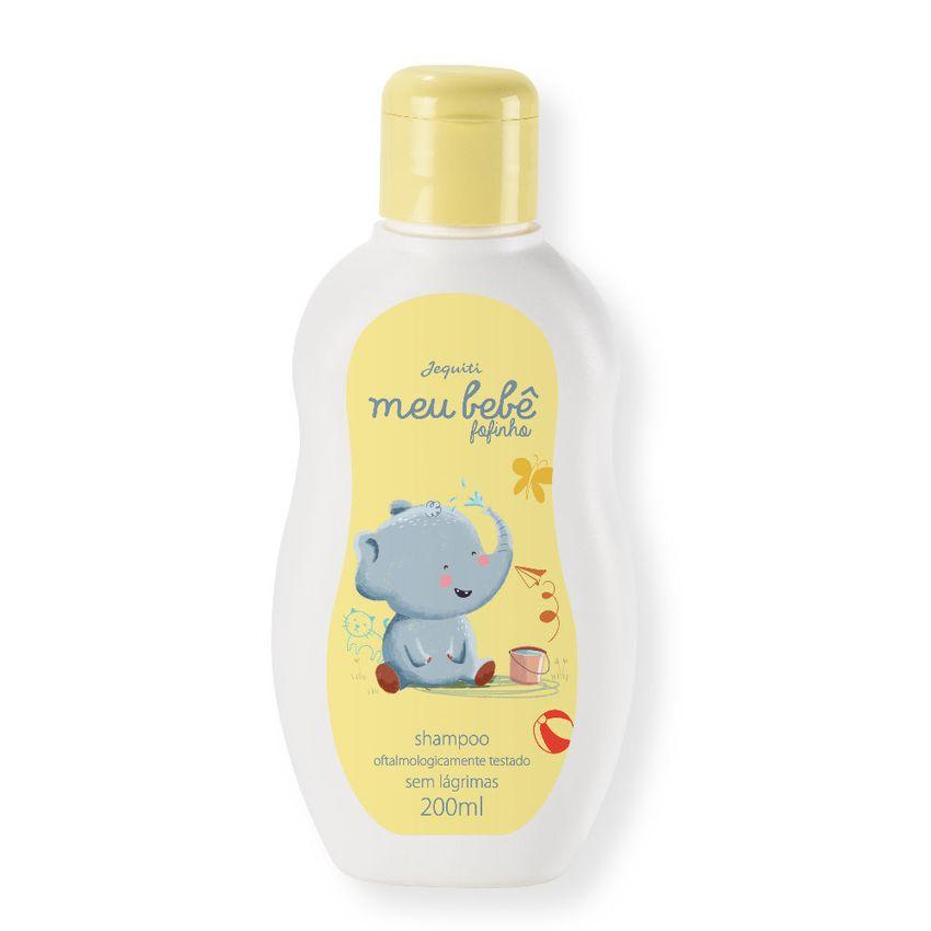 shampoo meu bebê fofinho 200 ml jequiti mobile