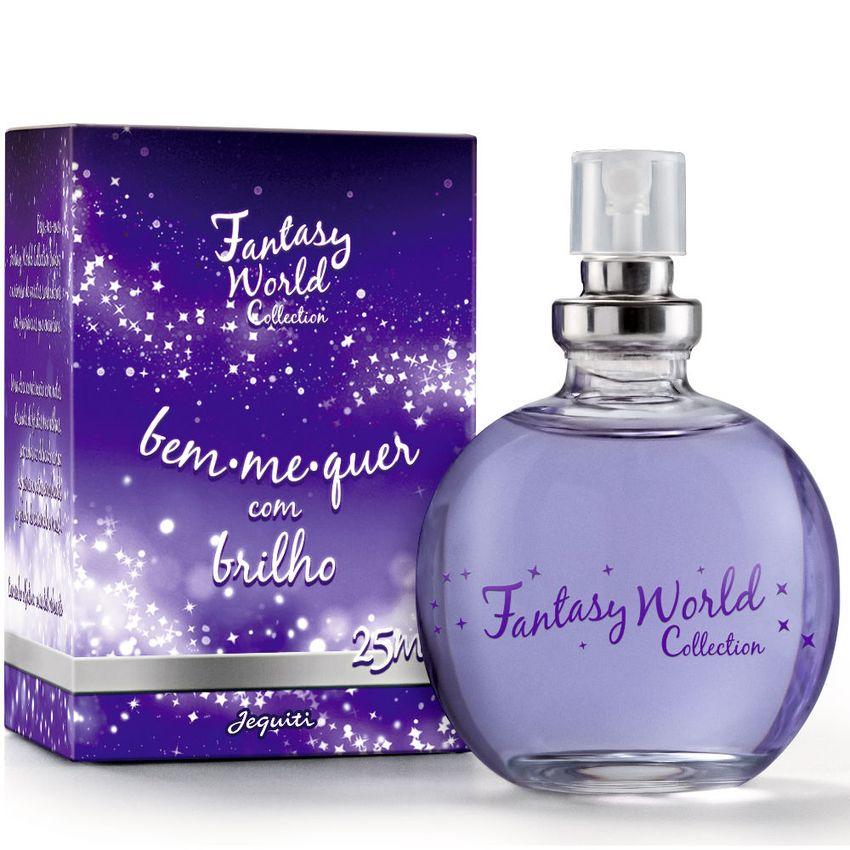 Bem-Me-Quer Fantasy World Colônia Desodorante Feminina - 25 ml 52c386983c