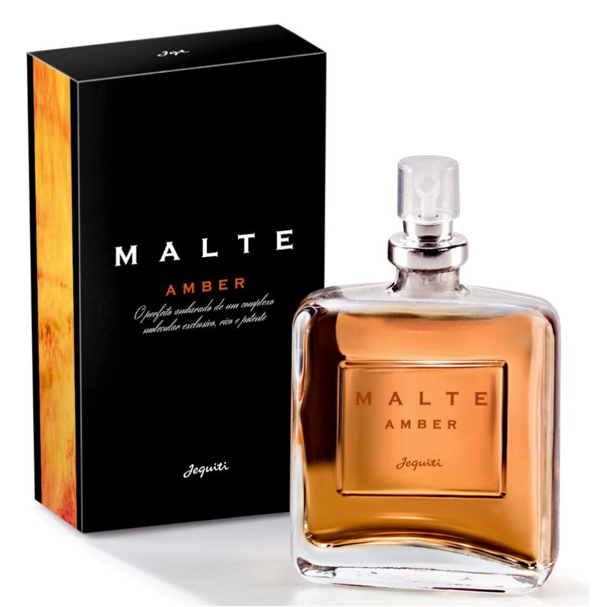 Colonia Desodorante Masculina Malte Amber 25 ml - Jequiti Mobile 1293e4e0bf