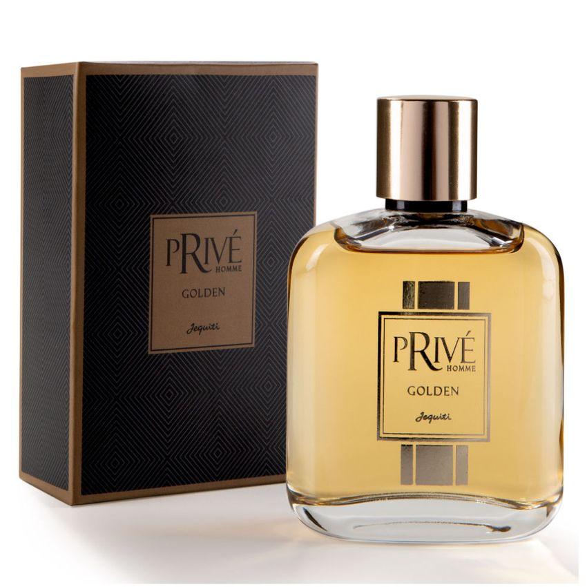 Prive Golden Colônia Desodorante Masculina 100 ml - Jequiti Mobile ceb9ec42b0