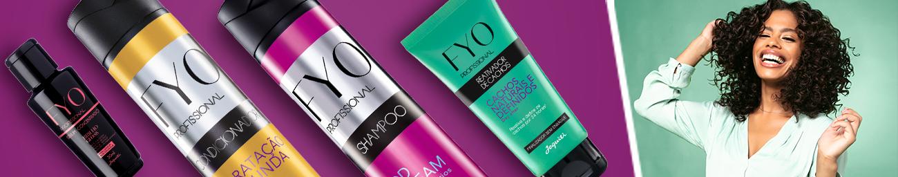 Banner Cabelos Shampoos Fyo