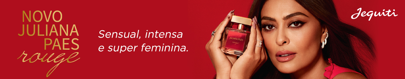 Banner Departamento Perfumaria Juliana