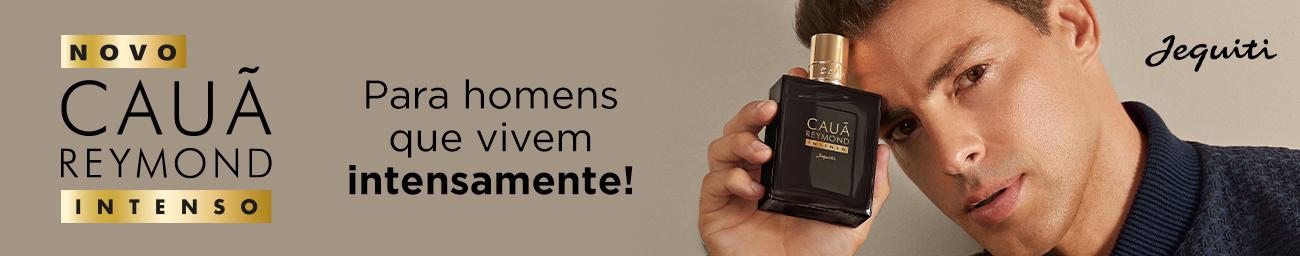Banner Departamento Perfumaria Cauã
