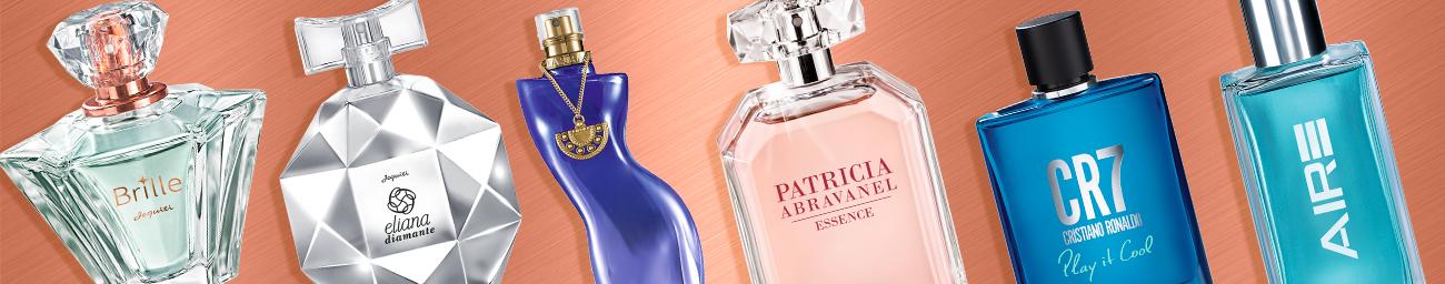 Banner Departamento Perfumaria